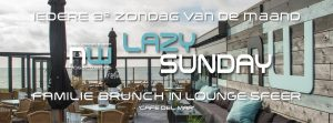lazy sunday family brunch